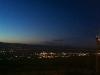 Abendblick über Ingelheim