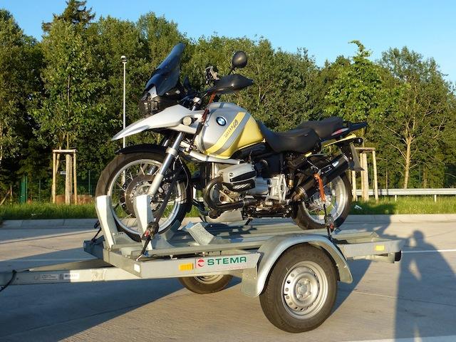 Peter Haas' BMW