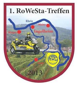 1. RoWeSta-Treffen Ingelheim