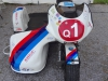 Der Renner vom Classic Sidecar Racing Team